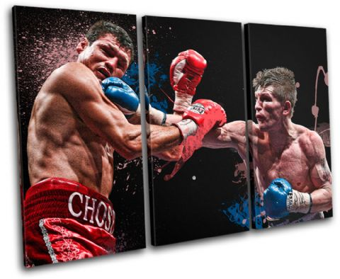 Ricky Hatton Boxing Sports - 13-2202(00B)-TR32-LO